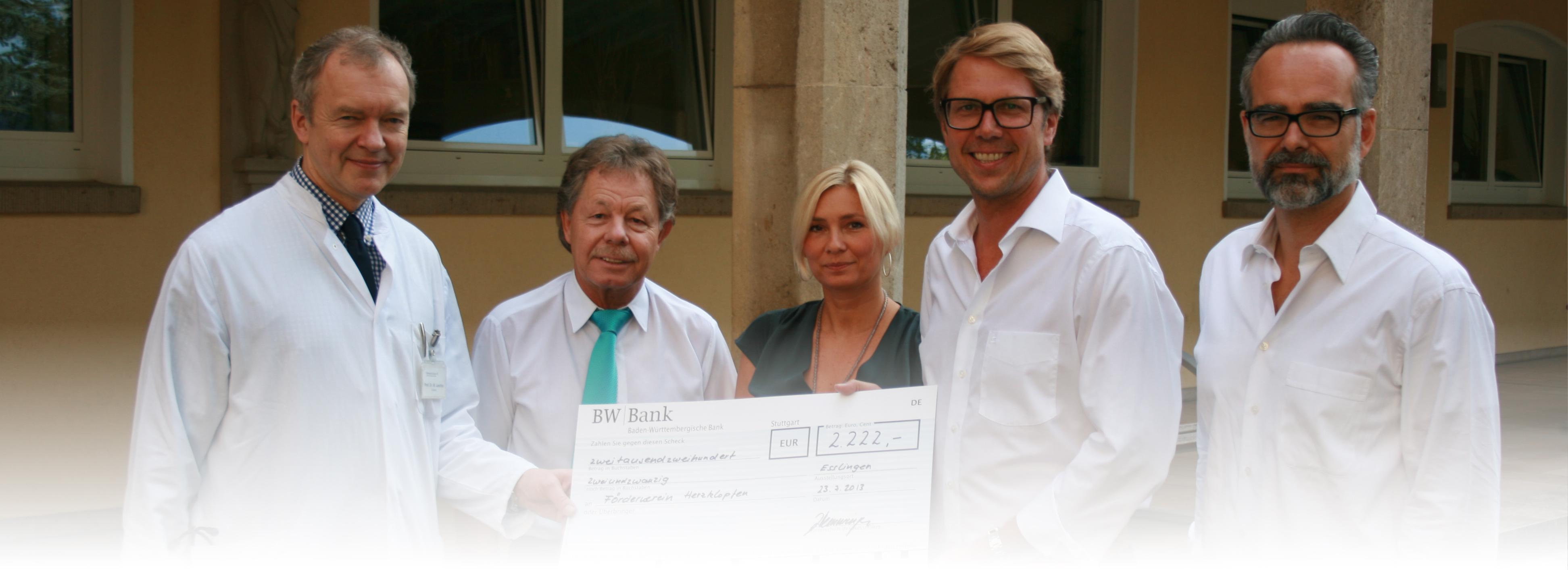 Spenden für Senioren-Projekte im Großraum Esslingen erwünscht