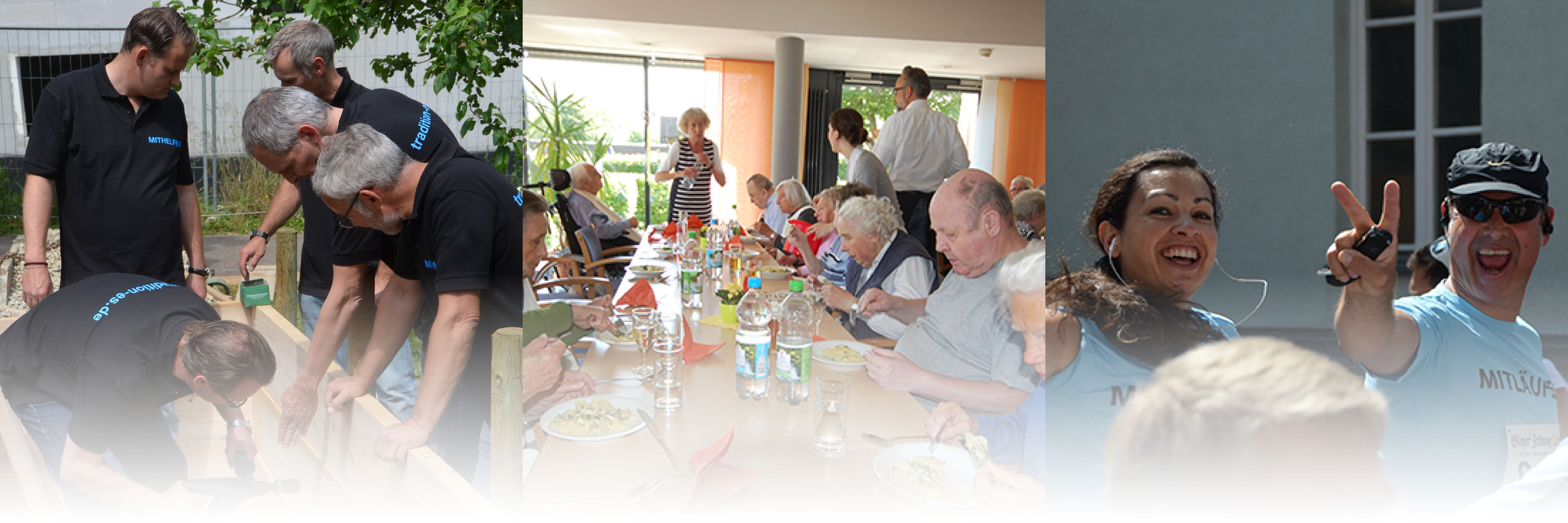 Sozial engagieren mit Unternehmer-Netzwerk aus Esslingen tradition-ES