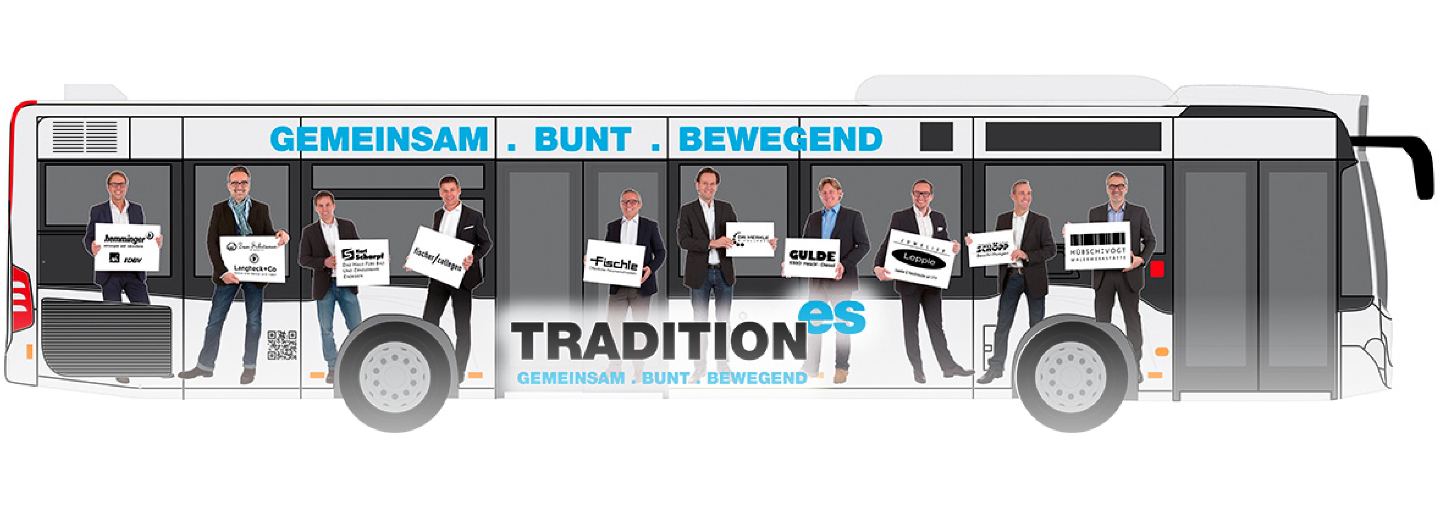 Das Netzwerk von tradition-ES besteht aus Esslinger Unternehmer verschiedener Branchen