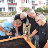 tradition-ES Hochbeet Pliensauvorstadt Aufbau 6