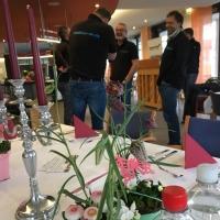 Vorbereitungen-Candle-Light-Dinner-Berkheim