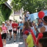 EZ-Lauf 2010 Streckenrand