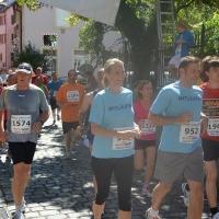 EZ-Lauf 2012 Sonnenschein