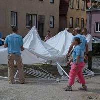 EZ-Lauf 2012 Vorbereitung