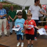 EZ-Lauf 2012 stolze Bambinis