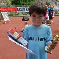 EZ-Lauf 2013 stolzer Bambini