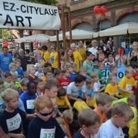 EZ-Lauf 2014 Start Bambinis