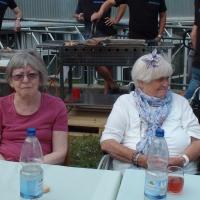 Feierliche Stimmung auf dem Sommerfest im Wohstift Radäcker