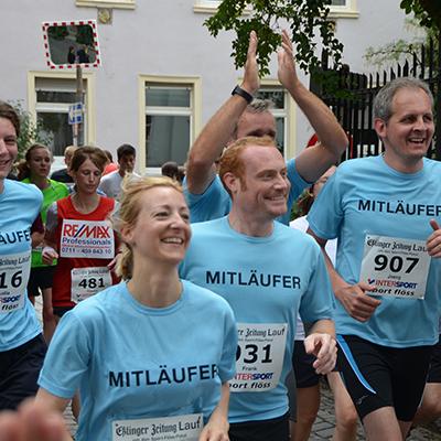 EZ-Lauf mit tradition-ES