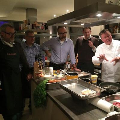 Weihnachtskochen Ilzhöfers Event-Kochschule Esslingen