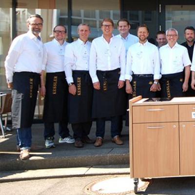 Kochwagen für Senioren in Altenheimen
