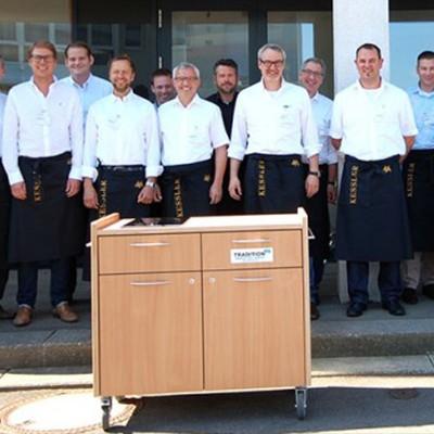 Mobiler Kochwagen fürs Pflegeheim