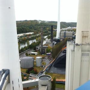 ENBW-Kraftwerk in Altbach/Deizisau