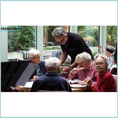 Rückblick: Seniorennachmittag im Altenheim Obertor (Esslingen)