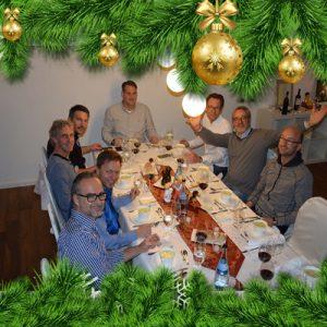 tradition-ES beim Weihnachtsessen 2016