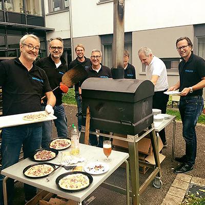 tradition-ES unterstützt Herbstfest im Pflegeheim Pliensauvorstadt