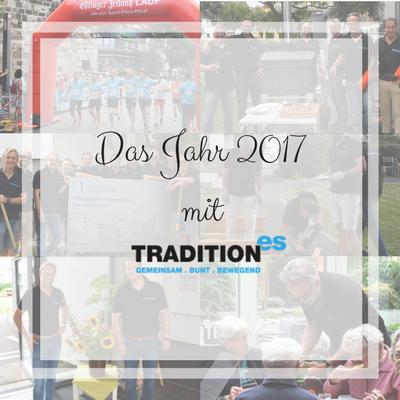 Soziales Engagement und Aktivitäten 2017: Rückblick