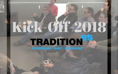 Soziale Projekte 2018 – Kick-Off-Meeting des Unternehmer-Netzwerkes tradition-ES