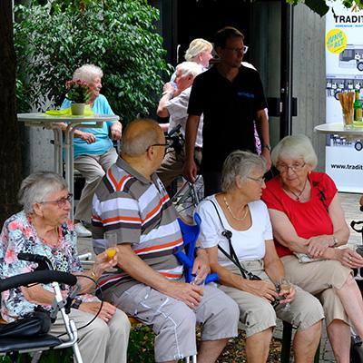 Rückblick: Sommerfest des Ev. Krankenpflegevereins Denkendorf
