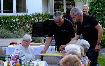 Rückblick: Herbstfest im Pflegeheim Pliensauvorstadt