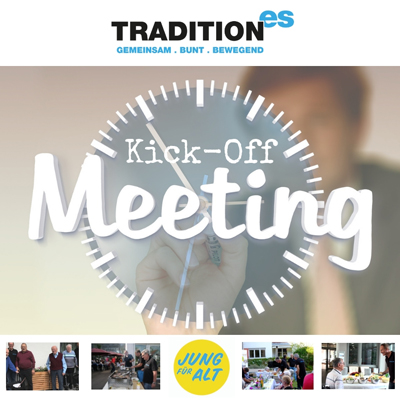 Kick-Off-Meeting tradition-ES