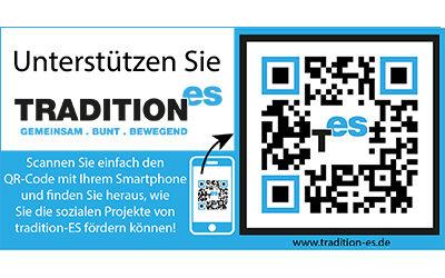 QR-Code-Aktion in Fischle & Schlienz-Bussen