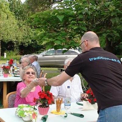Rückblick: Sommerfest mit tradition-ES im Wohnstift Radäcker